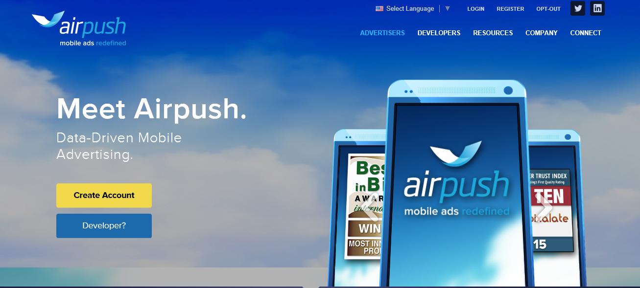 Airpush - EmpowerEntrepreneurs