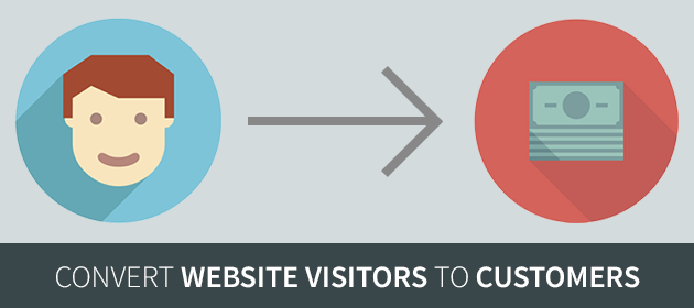 How to convert website visitors to subscribers and buyers?